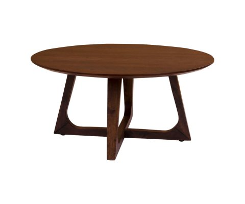 Table basse ronde 75 cm-SOMIA