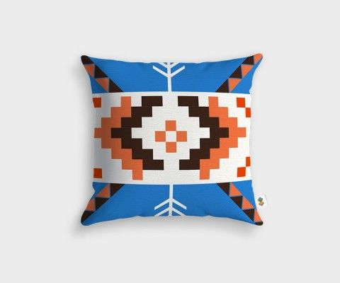 BAITHAKA ethnic cushion cover