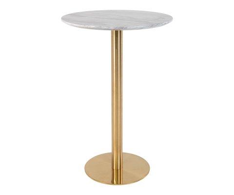 Table de bar avec pied central-SIENNA
