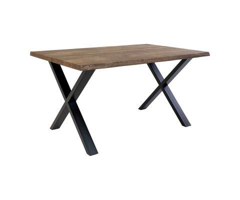 Table en bois conviviale-ZALIPA