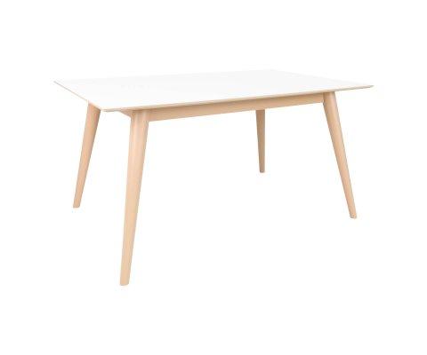 Table en bois épuré-PAOLO