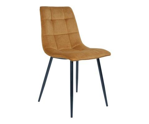 Chaise en velours -AGLO