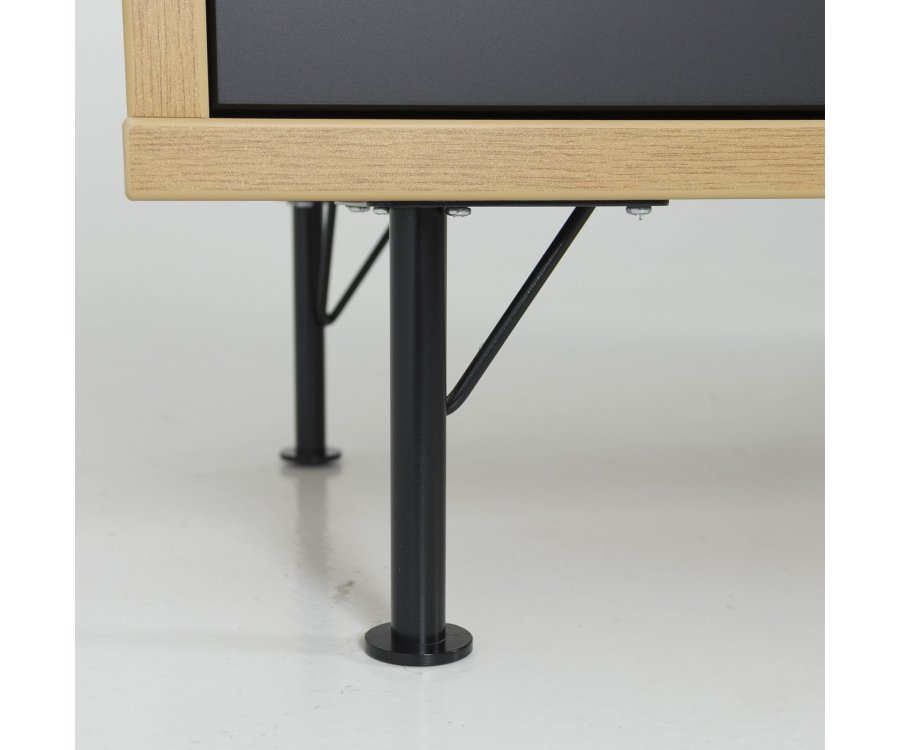 Meuble tv scandinave-ALEC