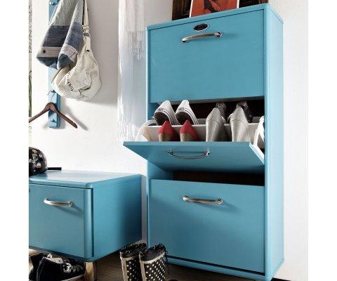 Meuble à chaussures design MALIBU