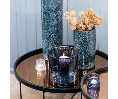 Table basse ronde en métal style minimaliste GUEYE