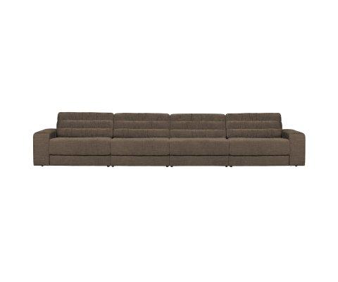 Canapé tissu 4 places-DATI