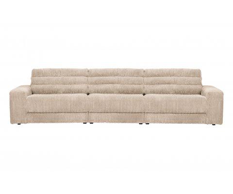 Canapé côtelé 3 places-DATI