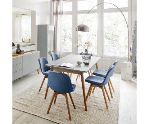 Table rectangulaire scandinave-ZENIO