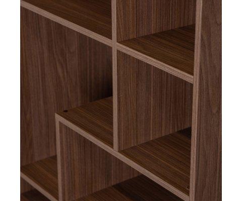 Armoire élégante en bois-DOMINIQUE
