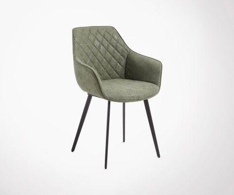 AMITY Upholstered Design Armchair