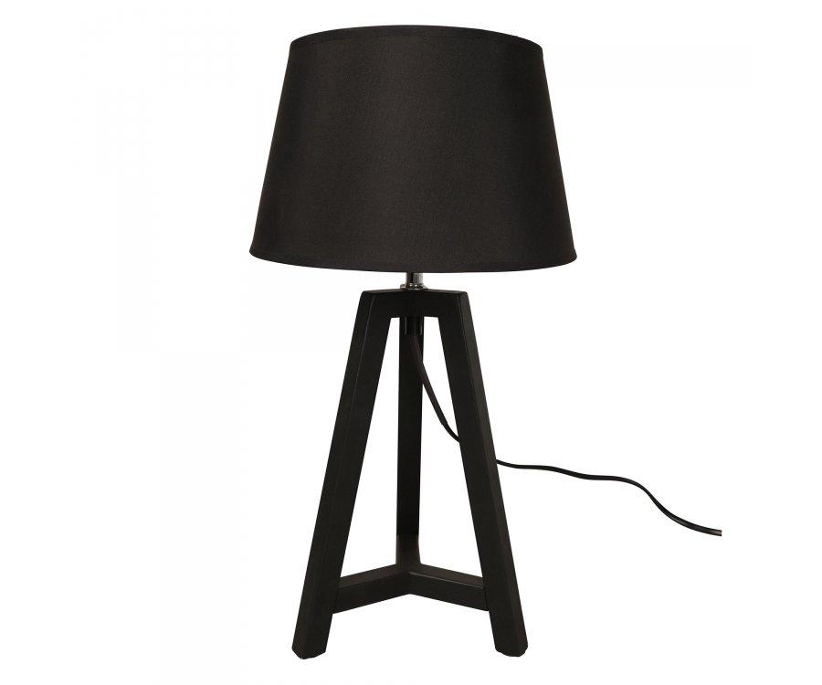 Lampe de table noir-NICO