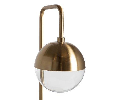 Lampadaire en métal antique GLOBULAR