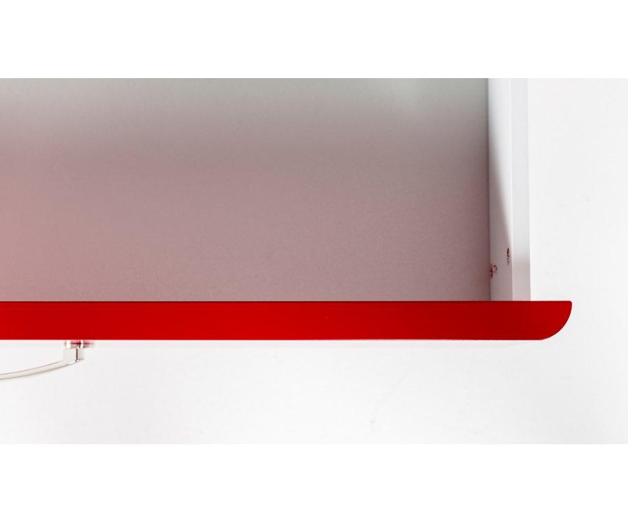 Commode haute 6 tiroirs MALIBU