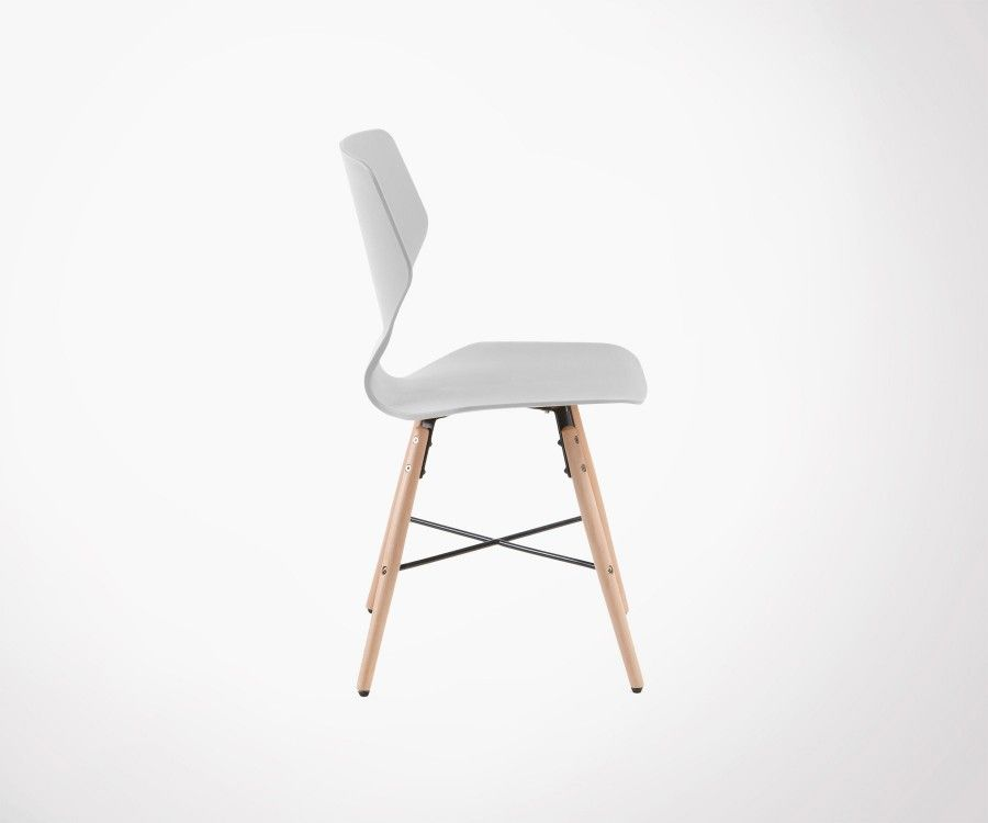 Plastic Seat Design Dining Chair Web Exclusivity
