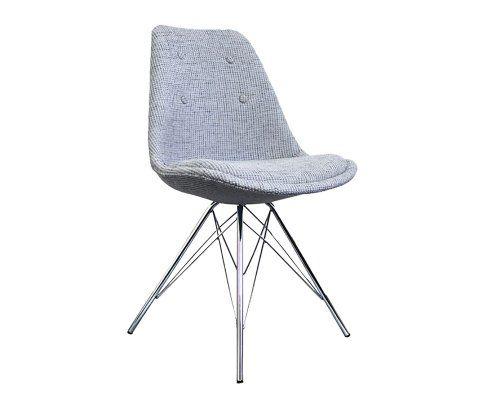 Chaise design GUSTAVE - rembourrée