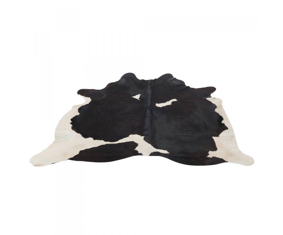 Peau de vache véritable cuir MIKA - 240 cm