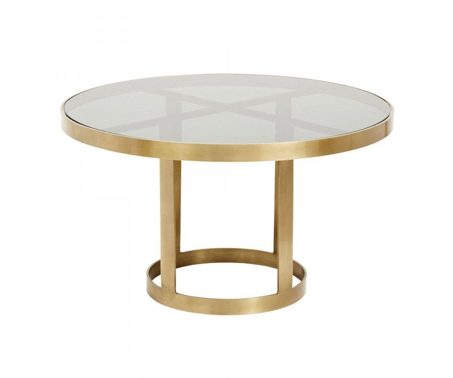 Table ronde antique-ZAZOU