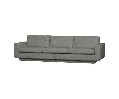 Canapé 3 places en velours-HUBERT