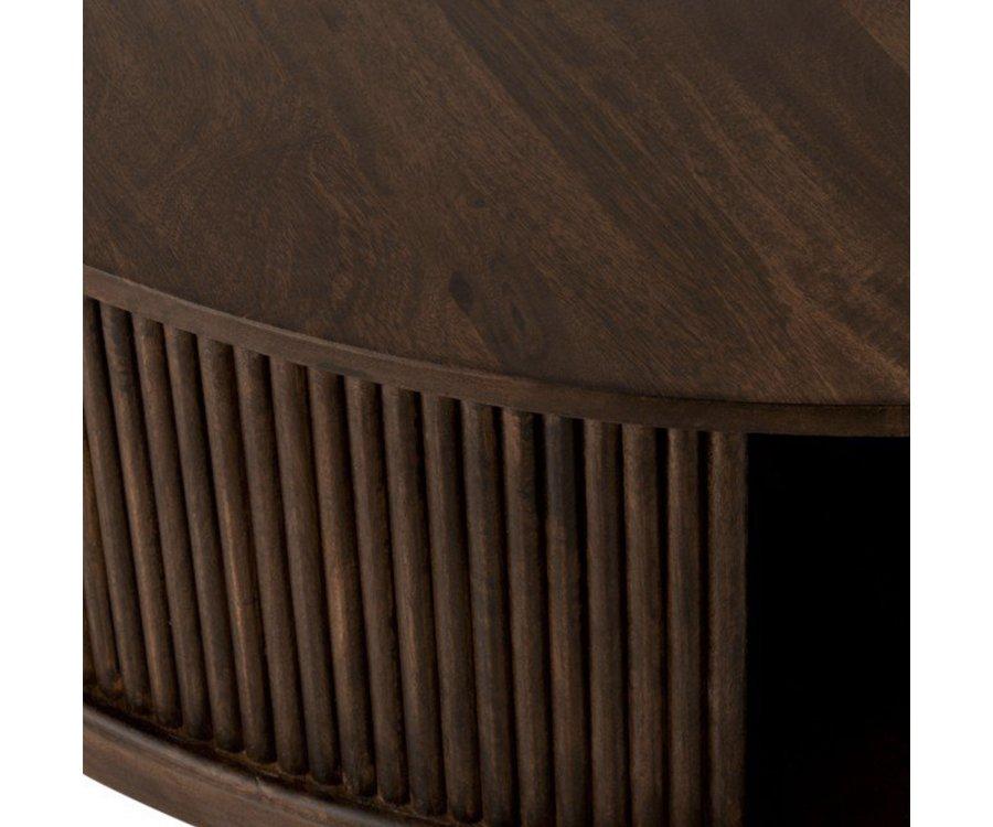 Table basse ronde-JUMA