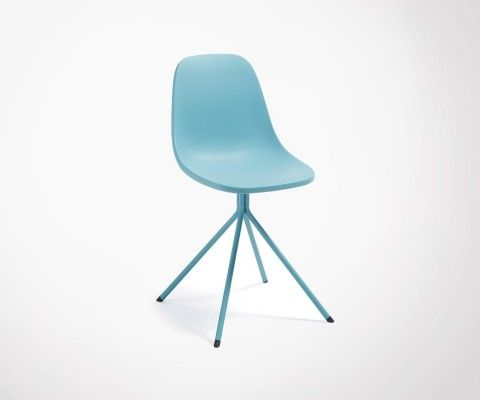 NOPIL metal design dining chair