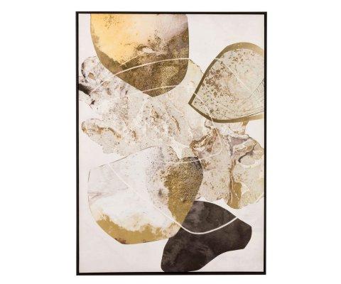 Tableau moderne art abstrait 102,6x142,6cm GREGOR