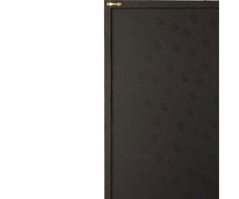 Tableau contemporain 40x60cm en cuir CARLU