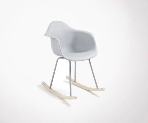 IRIS Modern Design Rocking Chair