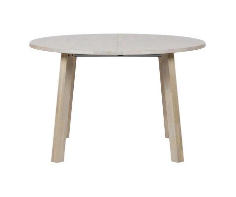 Table ronde rallonge scandinave-JOODIE