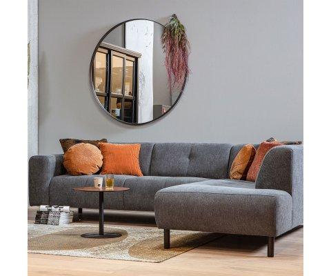 Miroir grand rond moderne-LIVOIRE