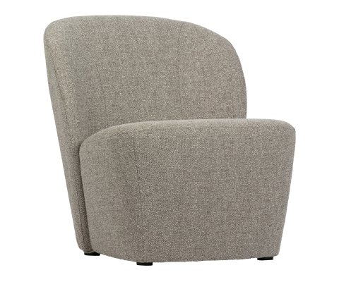 Fauteuil rond cocooning-TOOL