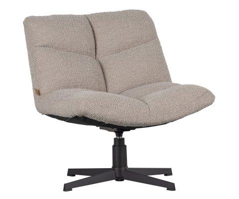 Fauteuil pivotant confortable - ALFRED