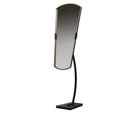 Miroir debout en métal - VIVI