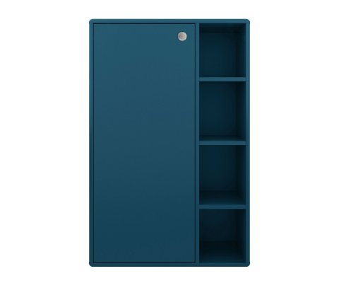 Armoire 1 porte 4 niches-LOMA