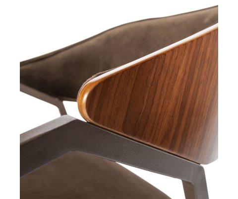 Chaise de salle à manger design - LULU