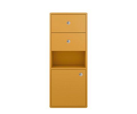 Armoire 1 porte et tiroirs-LOMA