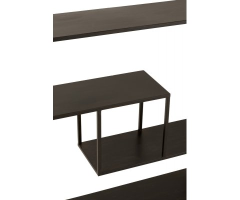 Console rectangulaire 4 niveaux industrielle-KOLKA