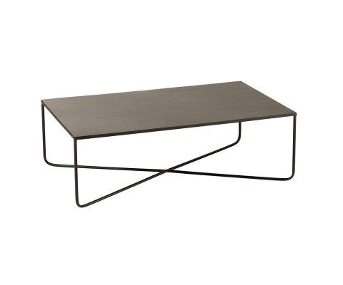 Table basse métal industrielle-KOLKA