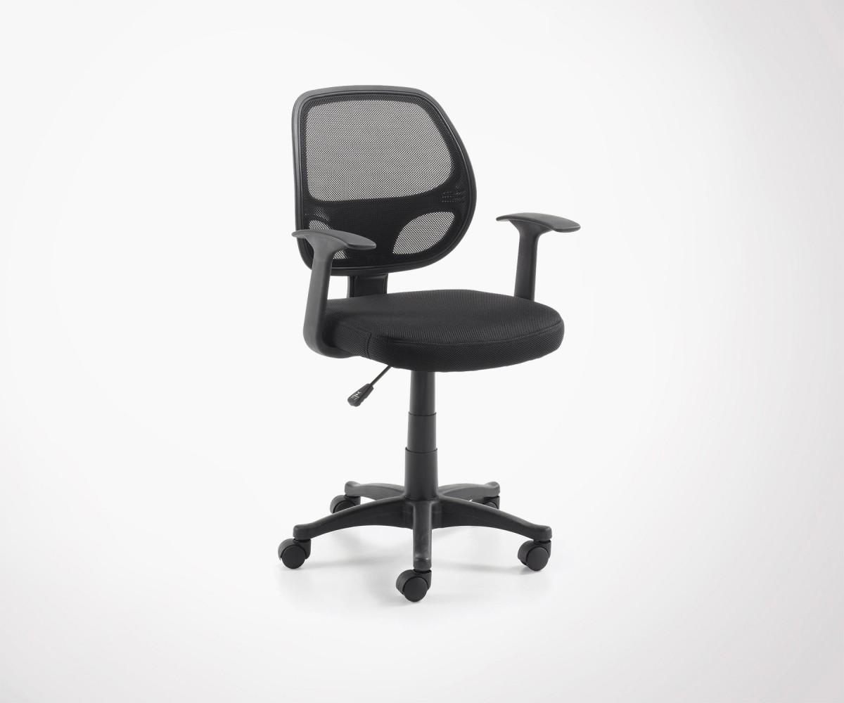 Chaise de bureau à roulette design moderne idéale open space