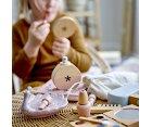 Table pour enfant en rotin naturel HORTENSA