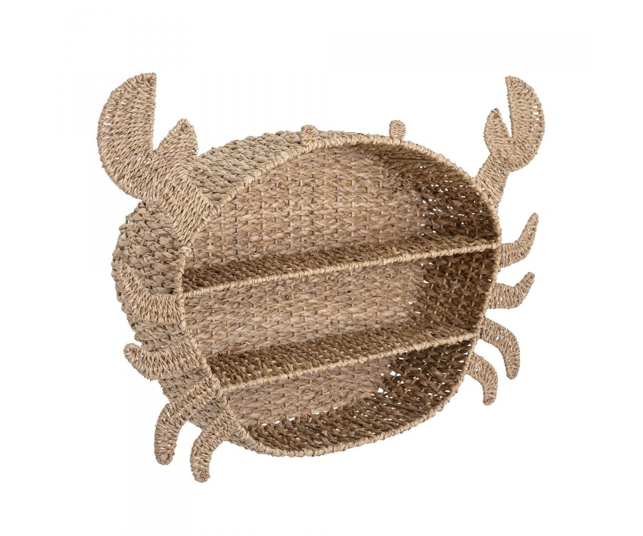 Étagère murale en forme de crabe BARNEY