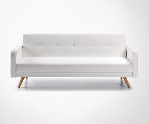 ROGER 210cm large convertible nordic sofa
