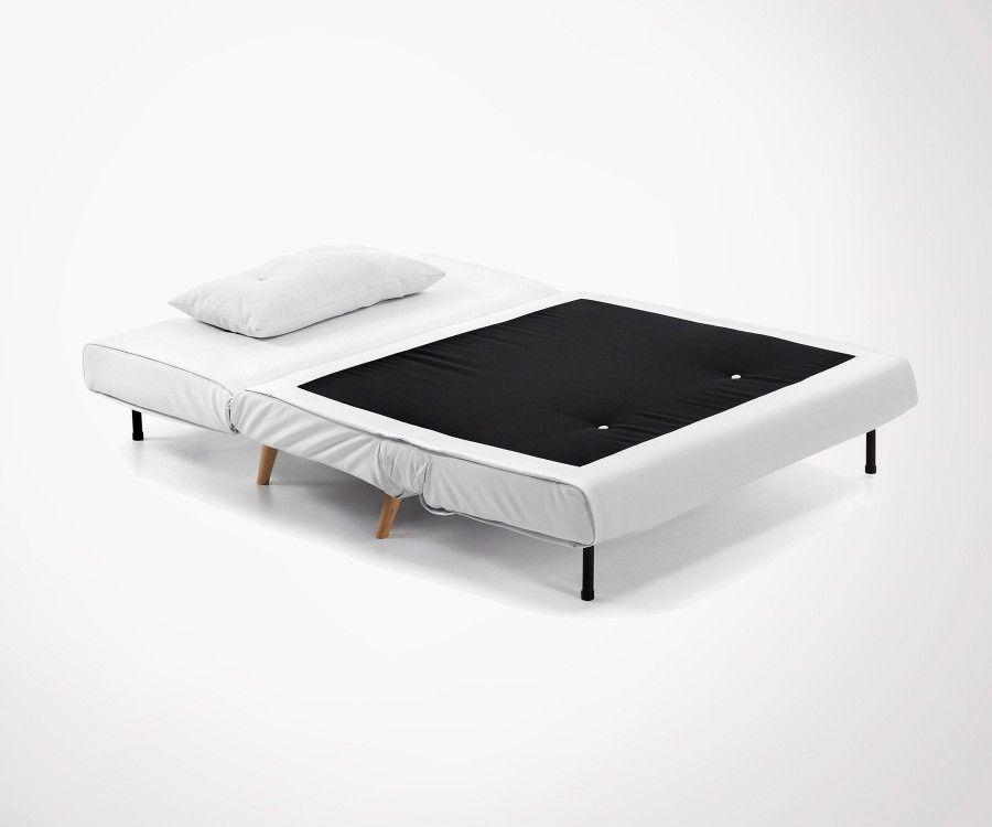 sofa chauffeuse 1 place simili cuir pas ch re et design. Black Bedroom Furniture Sets. Home Design Ideas