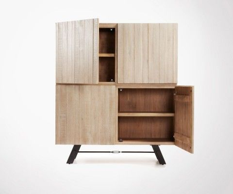 Buffet 120x140cm salon style moderne ATIVE