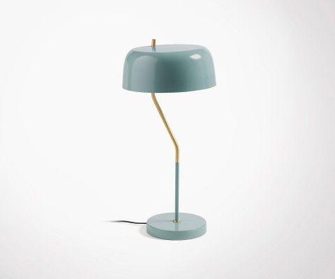 Lampe de table métal VERSEAU