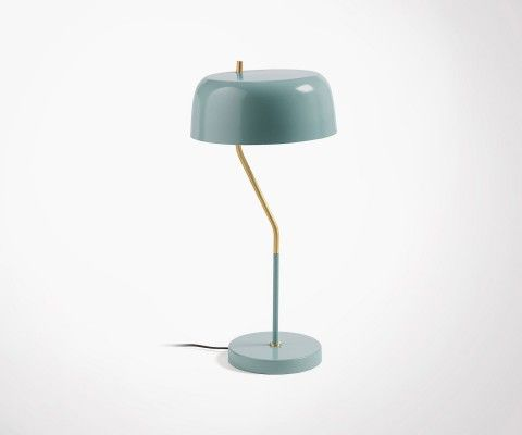 VERSEAU design metal table lamp