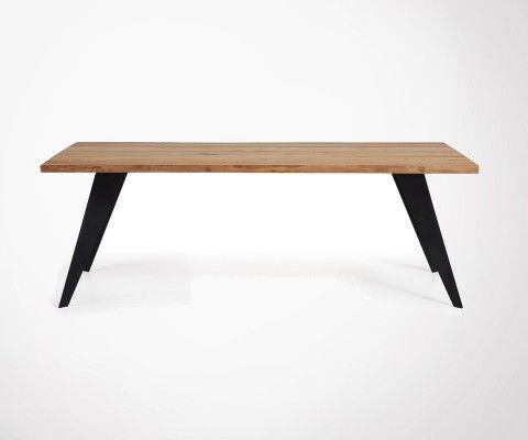 tables scandinaves design tous styles et finitions et prix justes meubles et design. Black Bedroom Furniture Sets. Home Design Ideas