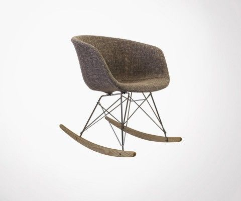 RAY Rocking Chair - Padded Version