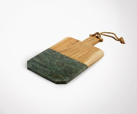 ARYB green marble cutting board