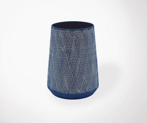 INDIGO Ceramic Vase - 15 cm