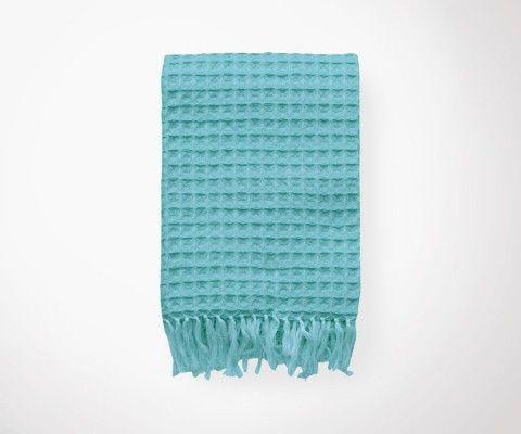 WAFFLE Mint Blanket - 130x190 cm